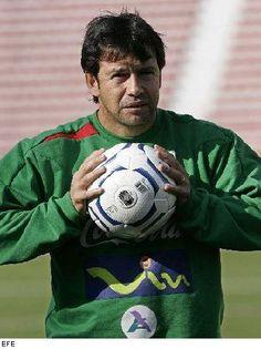 De la gloria a la carcel. Dos años de prisión para Erwin Sánchez ~ Futbol Boliviano
