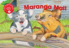 Te Reo Singalong Books | Te Reo Learing Media