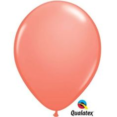 Coral Pink Qualatex 11 Inch Latex Balloons x 25 >>> Click image for more details. (This is an affiliate link)
