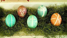 Easter eggs! www.careycreates.blogspot.com