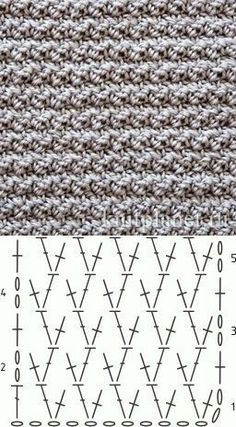 Breathtaking Crochet So You Can Comprehend Patterns Ideas. Stupefying Crochet So You Can Comprehend Patterns Ideas. Crochet Stitches Chart, Crochet Motifs, Crochet Diagram, Crochet Basics, Knitting Stitches, Knitting Patterns, Crochet Patterns, Crochet Wool, Easy Crochet