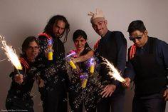 Cresta Metálica Producciones » FAMASLOOP regresa a Venezuela luego de su participación en CIRCULART 2013!!!