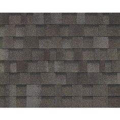 Shop Owens Corning Oakridge 32 8 Sq Ft Driftwood Laminated