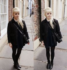 On the bailey (by Kate G) http://lookbook.nu/look/3402643-on-the-bailey