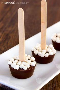 Hot Cocoa on a Stick Recipe