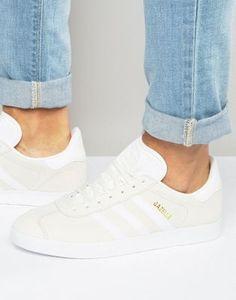 sports shoes ff37b ddb25 Zapatillas de deporte blancas Gazelle BB5475 de adidas Originals