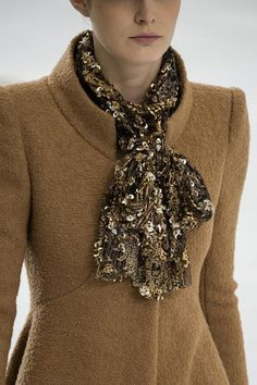 notordinaryfashion:Chanel Haute Couture Fall 2014-15