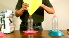 How to make a Bird feeder with Water Bottles