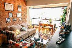 + 20 salas de estar e jantar integradas – inspire-se!