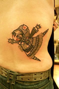 Tattoo by Noon Kamikaz