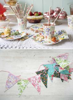 For this theme, décor is so important and we have the perfect inspo for you. Dotcomgiftshop have the cutest selection of tea accessories to make your hen do the best dressed layout there's ever been! The cute floral cups are to die for and matching plates and straws complete the look so nicely.