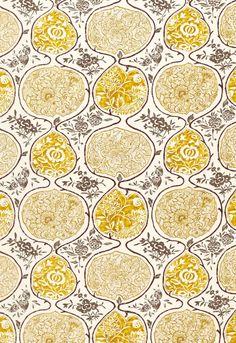 Designers' Favorite Fabrics, Tom Scheerer, Shumacher Katsugi   Remodelista