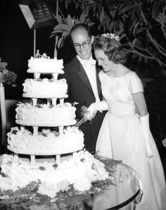 Apostles at Their Weddings: Henry B. Eyring married Kathleen Johnson in July 1962.