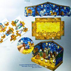 3D Nativity Set (035-12018)