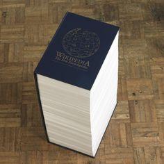 Hard Cover Wikipedia