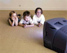Telewizja nie dla dzieci