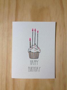 открытки на день рождения своими руками