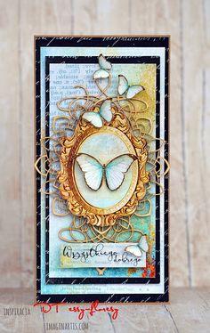 Nostalgia z motylami / Nostalgia with butterfliesLemoncraftowy komplet / A set for LemoncraftTag z syrenką / A tag with mermaidDekoracja / DecorationDiscover new paths