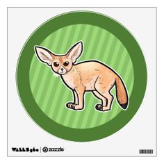 Check out all of the amazing designs that Zoo Wild has created for your Zazzle products. Make one-of-a-kind gifts with these designs! Fennec Fox, Animal Room, Vinyl Wall Decals, Room Decor, Gifts, Animals, Presents, Animales, Pet Store