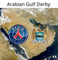 The Arabian Gulf Derby  Credits: Bilal Nasser