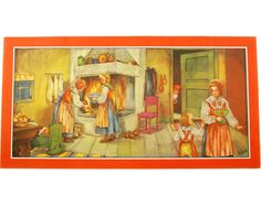 Pappersbonad Julbak Christmas Time, Christmas Cards, Old Cards, Bloomsbury, Yule, This Is Us, Old Things, Barn, Miniatures