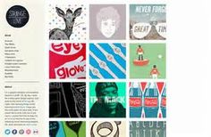 online graphic design portfolio ecosia - Graphic Design Portfolio Ideas