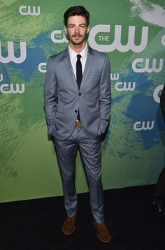 Grant Gustin is known for his role as Barry Allen in the CW series, 'The Flash'. Who is Gustin dating? Berry Allen, He Has A Girlfriend, The Flash Grant Gustin, Dc Tv Shows, Snowbarry, Grey Anatomy Quotes, Cw Series, Harvey Specter, The Cw