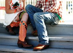 redneck wedding by kandaceb, via Flickr
