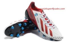new style bafde 14025 2013 2014 Hyper Factory Outlets Adizero III Leather FG White Red Blue Adidas  F50 Easy Travel TopDeals, Price   101.12 - Adidas Shoes,Adidas  Nmd,Superstar, ...