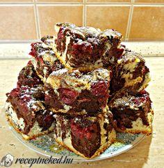 Érdekel a receptje? Kattints a képre! Küldte: Szigi Meatloaf, Fun Desserts, Nutella, Banana Bread, Paleo, Cake Recipes, Bakery, Food And Drink, Healthy Recipes