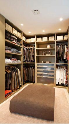 Master Closet, Walk In Closet, Modern Closet, Dressing Room Design, Closet Space, Sliding Doors, Carpenter, Products, Sliding Door