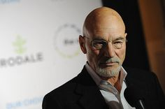 "Patrick Stewart Says He And Other Victims Of Domestic Violence Have Been ""Failed"" By Police"