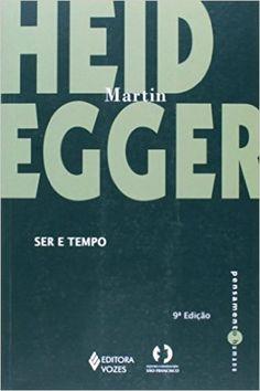 Ser e Tempo - 9788532632845 - Livros na Amazon Brasil