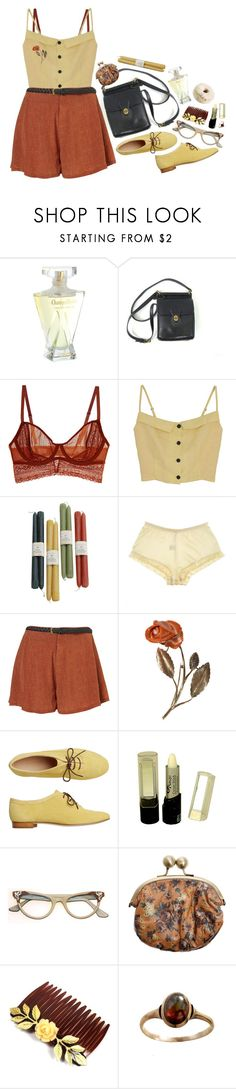 """""""#416"""" by sappyholygirl ❤ liked on Polyvore featuring Guerlain, Intimately Free People, Zinke, Goldie, Toast, Dorothy Perkins and Eclectic Eccentricity"""