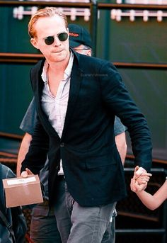 Paul Bettany NYC