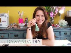 DaWanda DIY: Schlüsselanhänger aus Leder