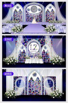 Apa Itu Backdrop : backdrop, Backdrops, Ideas, Wedding, Decorations,, Backdrops,, Stage