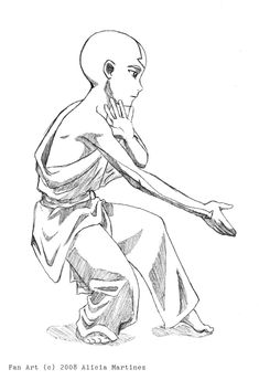 Aang 2 by Nashiil