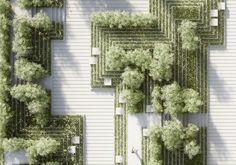 Galeria de Penda cria projeto paisagístico inspirado em antigas escadarias indianas - 19