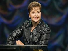 ATTITUDE IS EVERYTHING - JOYCE MEYER ~ Anointed Messages Sermon Notes