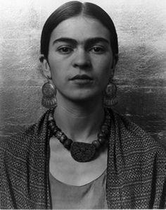Frida, by Imogen Cunningham