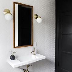 Kleines g ste wc modern stil f r g stetoilette mit fenster for Exclusive badezimmereinrichtung