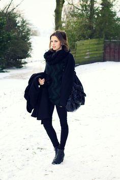 소울드레서 (SoulDresser)   겨울에 하면 더 예쁜 패션 아이템, 머플러 - M u f f l e r - Daum 카페