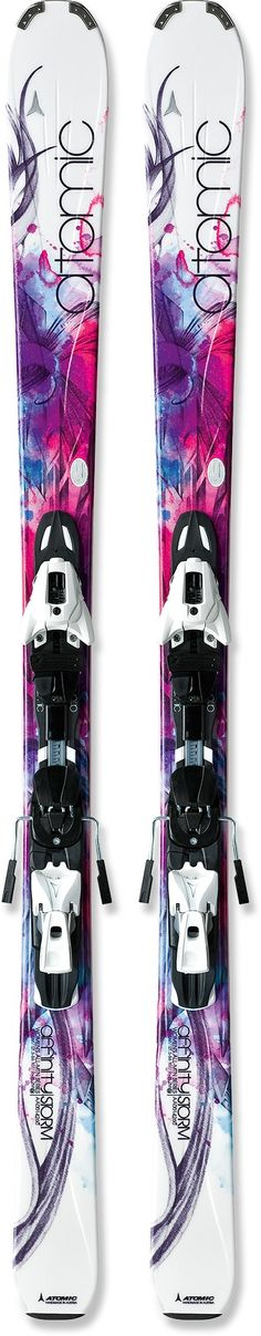 Atomic Affinity Storm Skis with Bindings