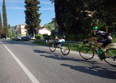Team Slyway in corsa