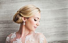 Beautiful bridal portrait by Joy Marie Photography, wedding planning by Mindy Weiss   junebugweddings.com