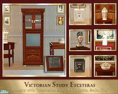 cashcraft's Victorian Study Etceteras