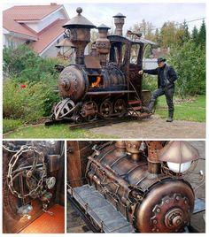 BBQ Train