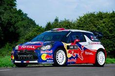 Citroen DS3 WRC Picture #12, 2011