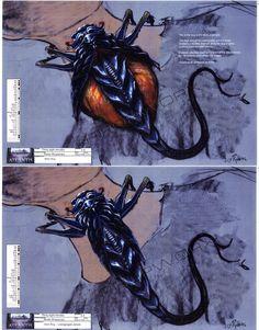 Image result for stargate atlantis iratus bug
